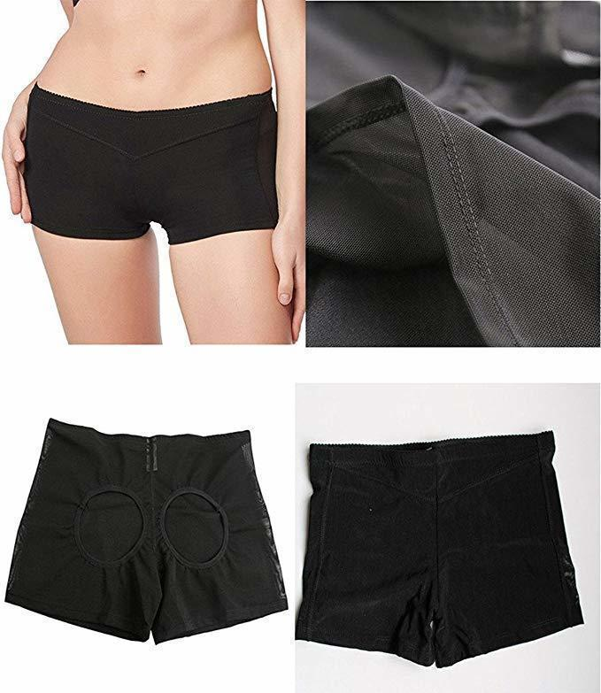 Venda quente Butt Lift Shaper Butt Levantador Com Controle Da Barriga das mulheres Feminino Booty Lifter Calcinha Sexy Underwear Shapewear