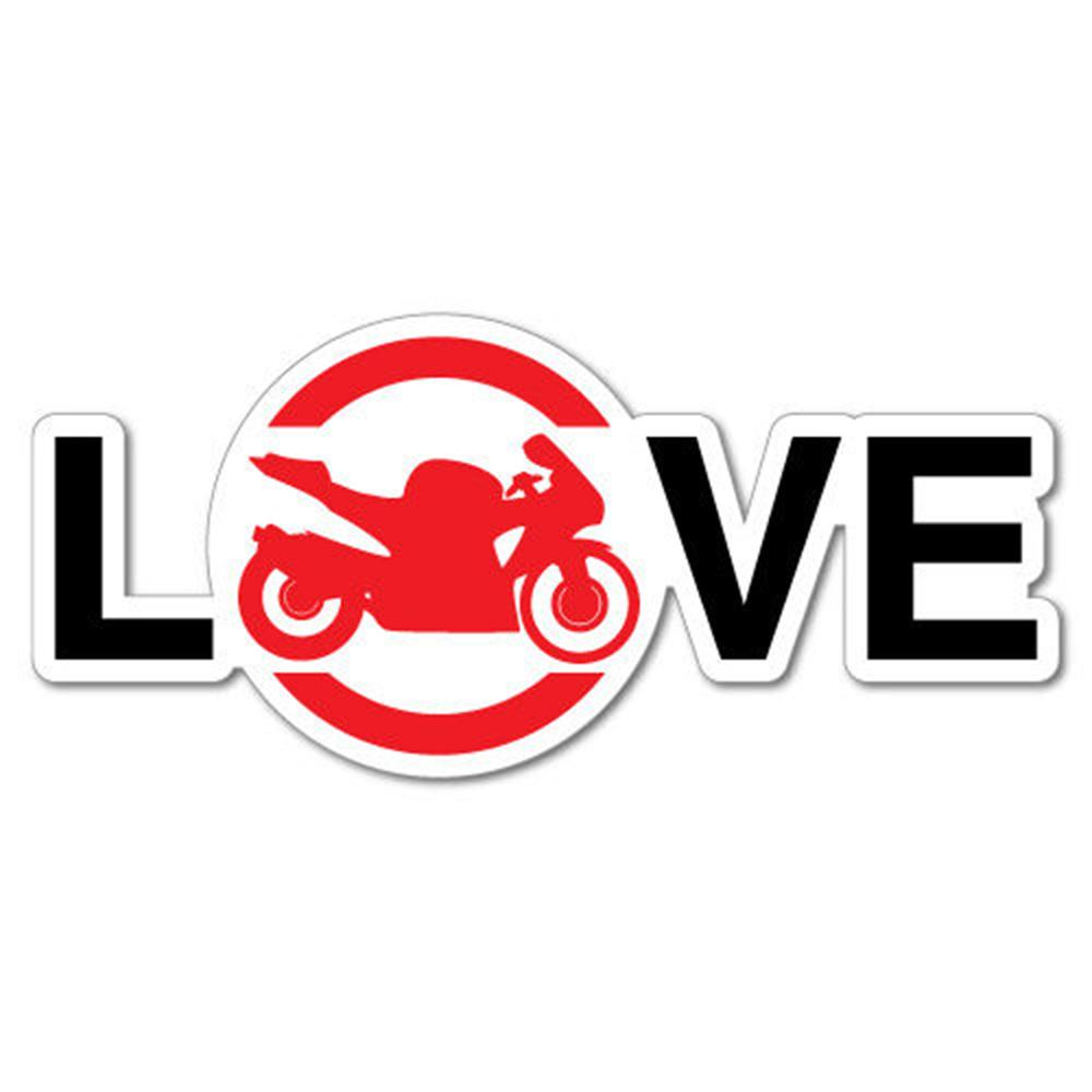 2019 love motorcycle motorcycle sticker decal car auto fuel racing vinyl accessories decoration from xymy797 2 32 dhgate com