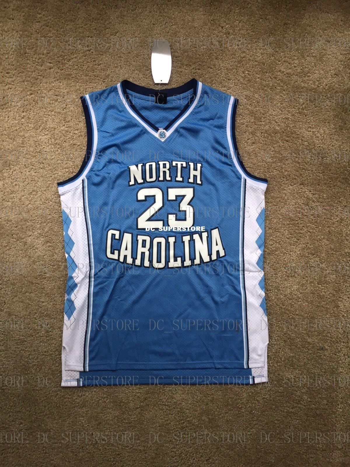 0bc22d4d26aa 2019 Cheap Custom Michael North Carolina Tar Heels NCAA Basketball Jersey  Stitch Customize Any Number Name MEN WOMEN YOUTH XS 5XL From Dc superstore