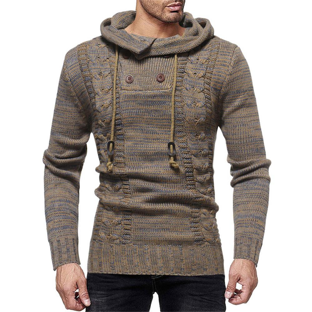 Compre Moda Con Gorra Suéter d04eb6ff3350