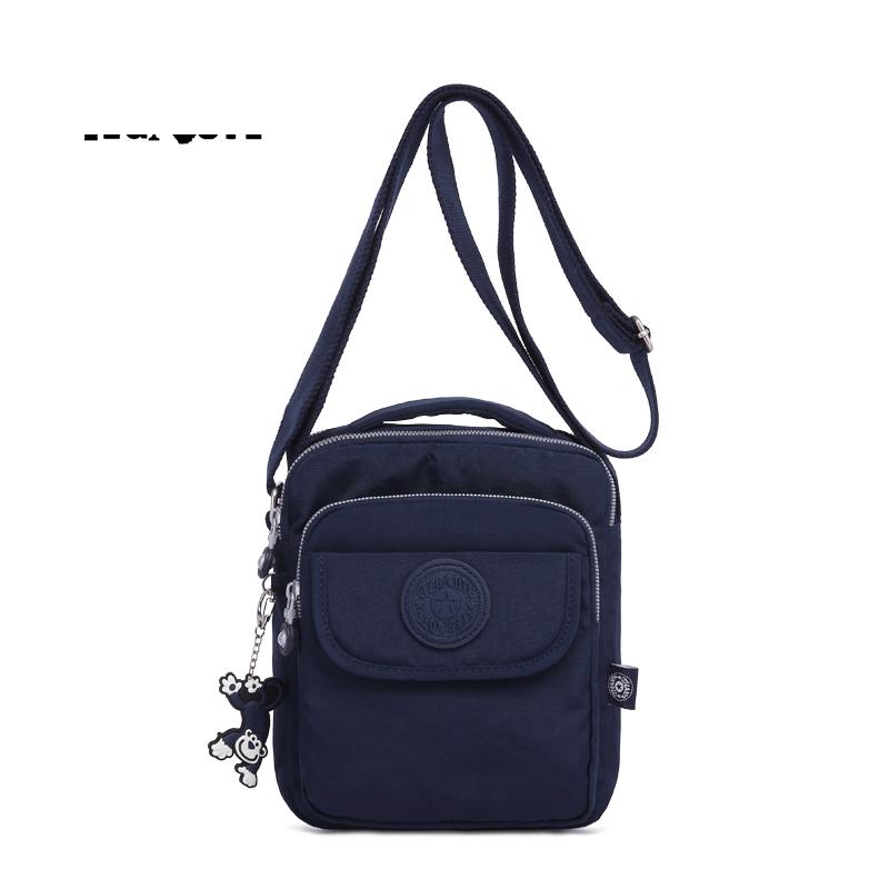Good Quality Male Shoulder Bags Man S Messenger Bag Small Bolsa Masculina  Casual Nylon Business Travel Bag For Men S 2019 Newest Hobo Purses Leather  Bags ... 2a4882ccc3f42