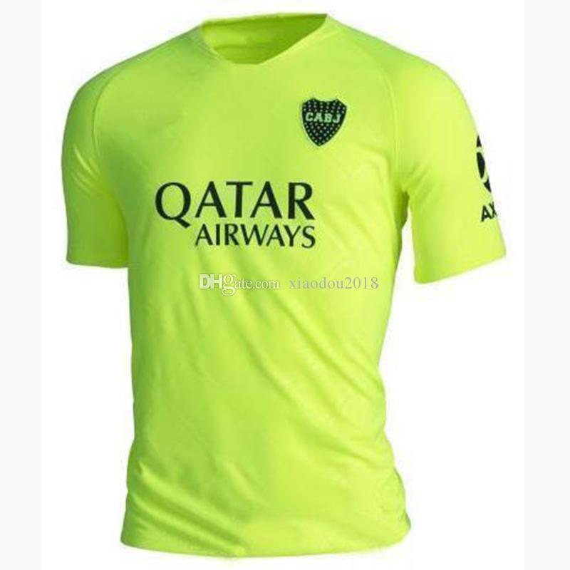 602fd06f53bb 2019 S XXL 2019 Boca Juniors Soccer Jerseys PAVON BENEDETTO CARDONA TEVEZ  HOME JERSEY AWAY Finals Liberator Maradona Silver Green Third ABILA From ...