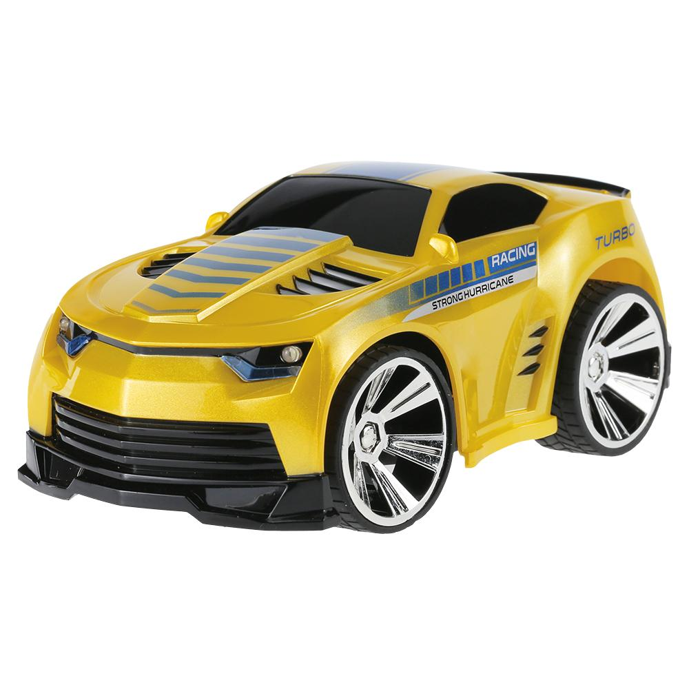 Original Kftoys R -101 1 /30 2 .4ghz Rc Mini Car With Smart Watch Voice Command Function Led Head Lights
