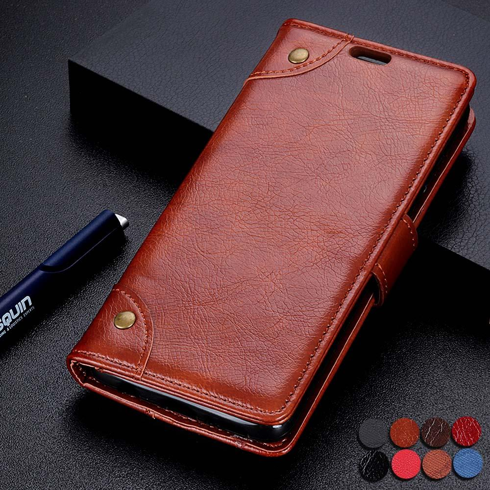 buy online b2702 65b36 Flip Case For Huawei Honor View 20 10 Lite honor play 8a 8x 7a 7c pro case  PU Leather Wallet Stand Cover Book Honor View 10 CASE