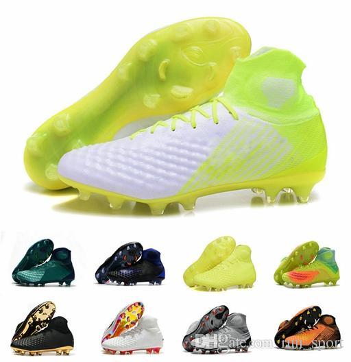 2ff0b8ece7c 2019 Original Soccer Cleats Word Cup Legend VII FG Cheapest Soccer Shoes  Hypervenom Phantom III DF Mens Indoor Football Boots Magista Obra II From  Run sport ...
