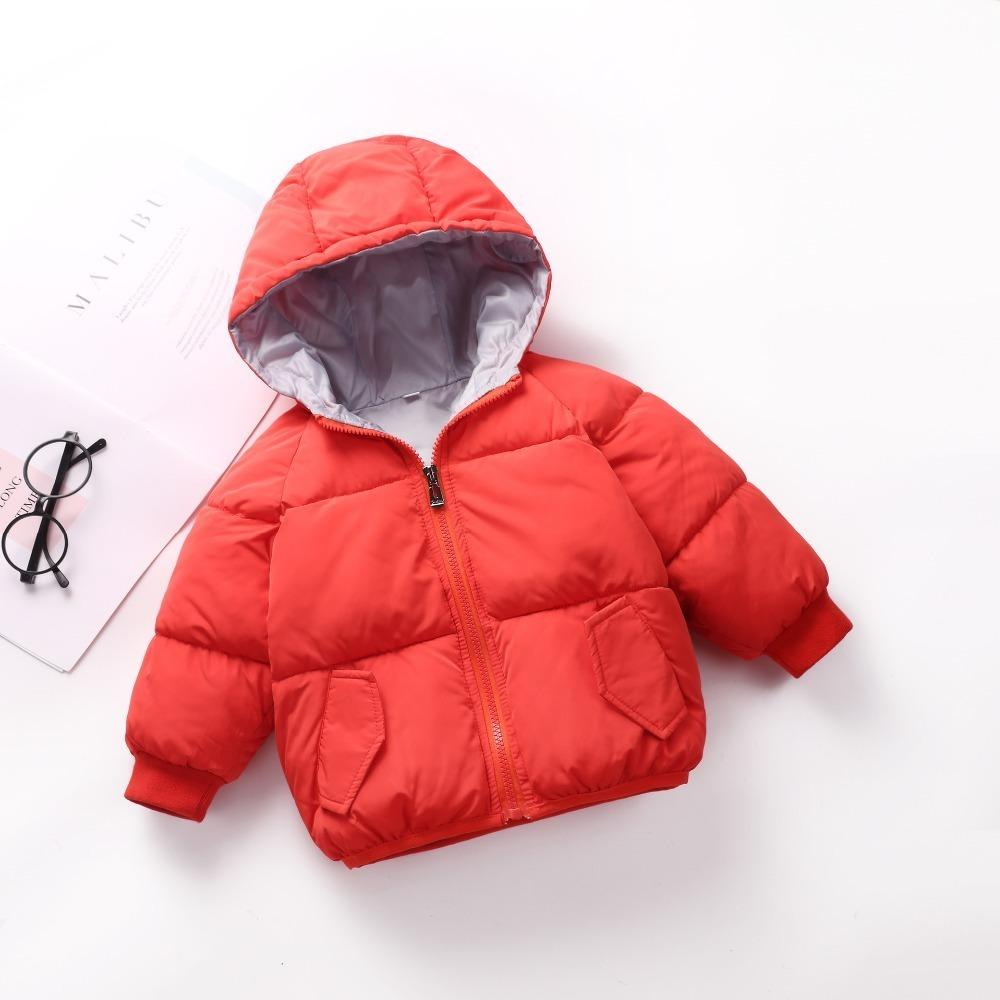 e96878cc9 good quality childrens jacket winter 2019 boys girls fashion hooded  clothing kids thicken cotton coats children casual warm jackets