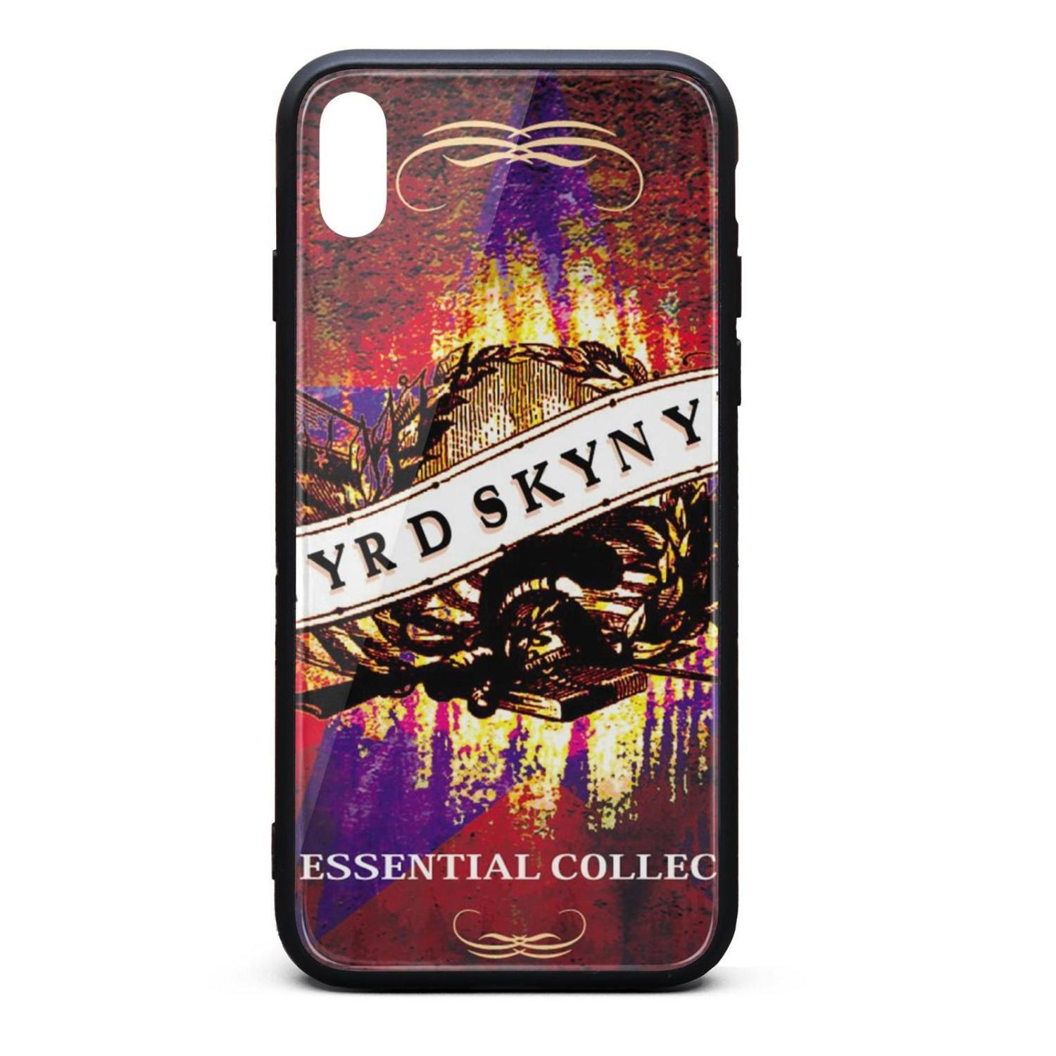 huge discount 679e6 8ec4b IPhone Xs Max Case 6.5 inch Lynyrd Skynyrd The essential Collection  anti-scratch screen protectors custom TPU Rubber Gel Silicone phone case