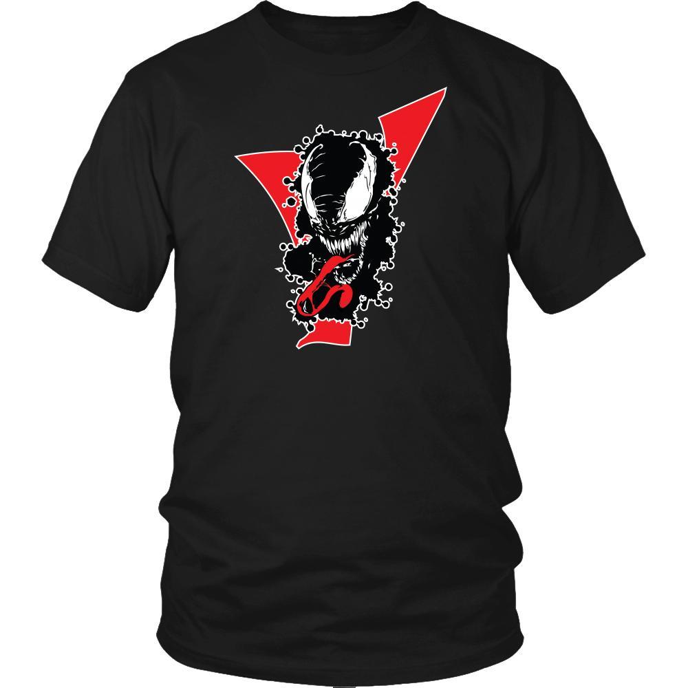 d604613fd Compre Venom Camisa Homem Aranha Venom Homens Mulheres Camisa Unisex Venom  Marvel Hoodie Engraçado Frete Grátis Unisex Top Casual De Dragontee