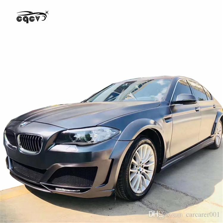 Lm Style Body Kit For Bmw 5 Series F10 F18 Front Bumper Rear Bumper Front Lip Side Skirts And Wing Spoiler Fender