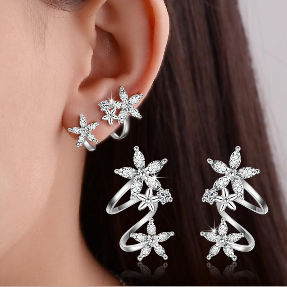 sterling silver oorbellen