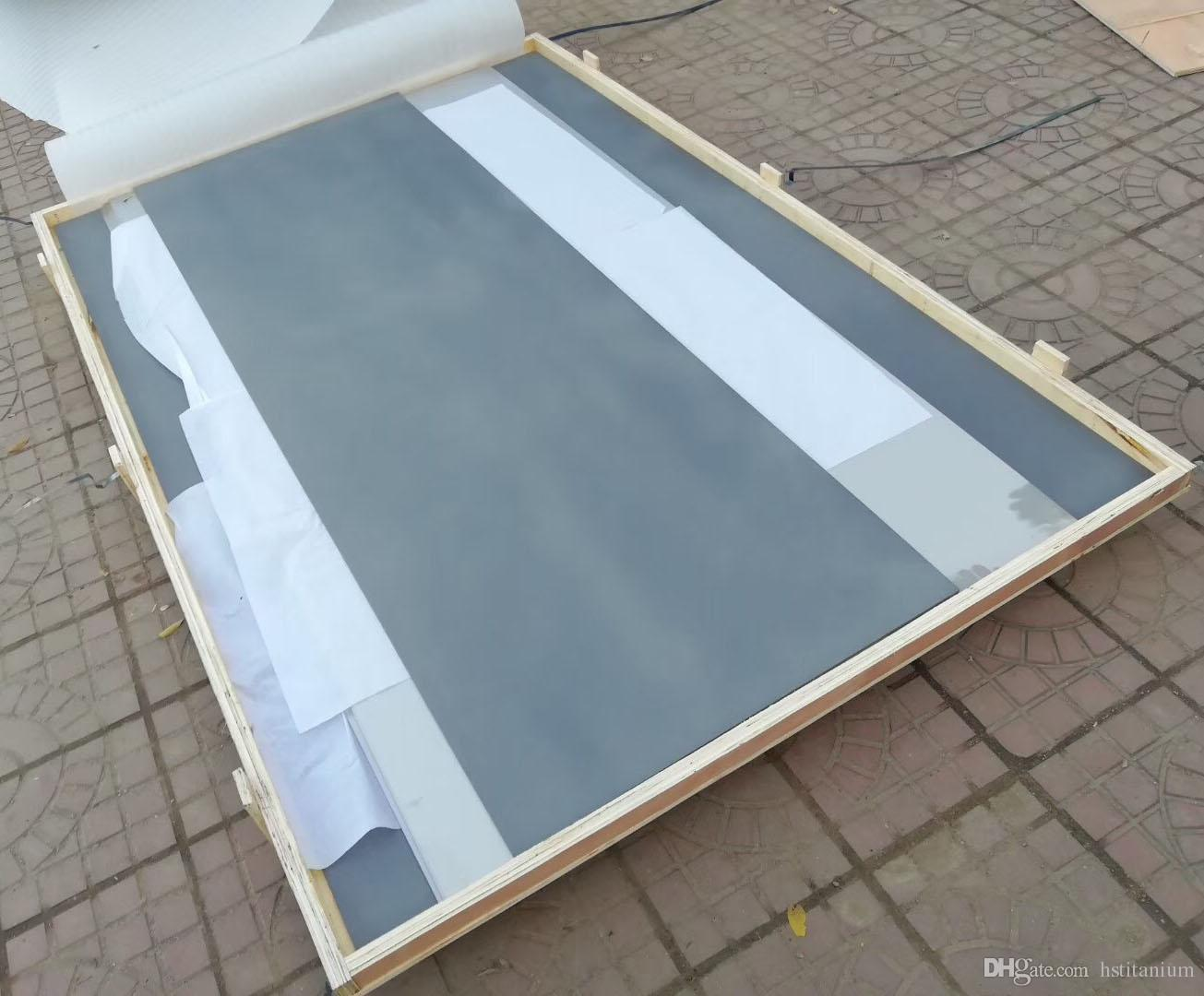 Grade1 Titanium Plate Sheet ASTM B265 ASTM B265 Plate/Sheet STM B265 Hot  rolling industrial 1mm 2mm 3mm grade 5 titanium
