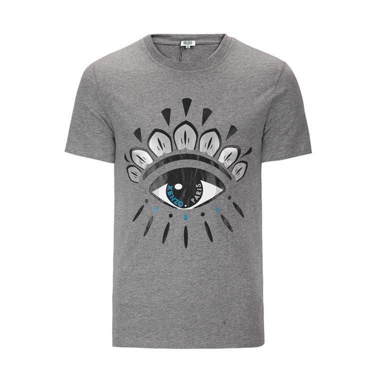 cd5521b49380 2018 New Pattern Men s Wear Personality Printing Short Sleeve T ...
