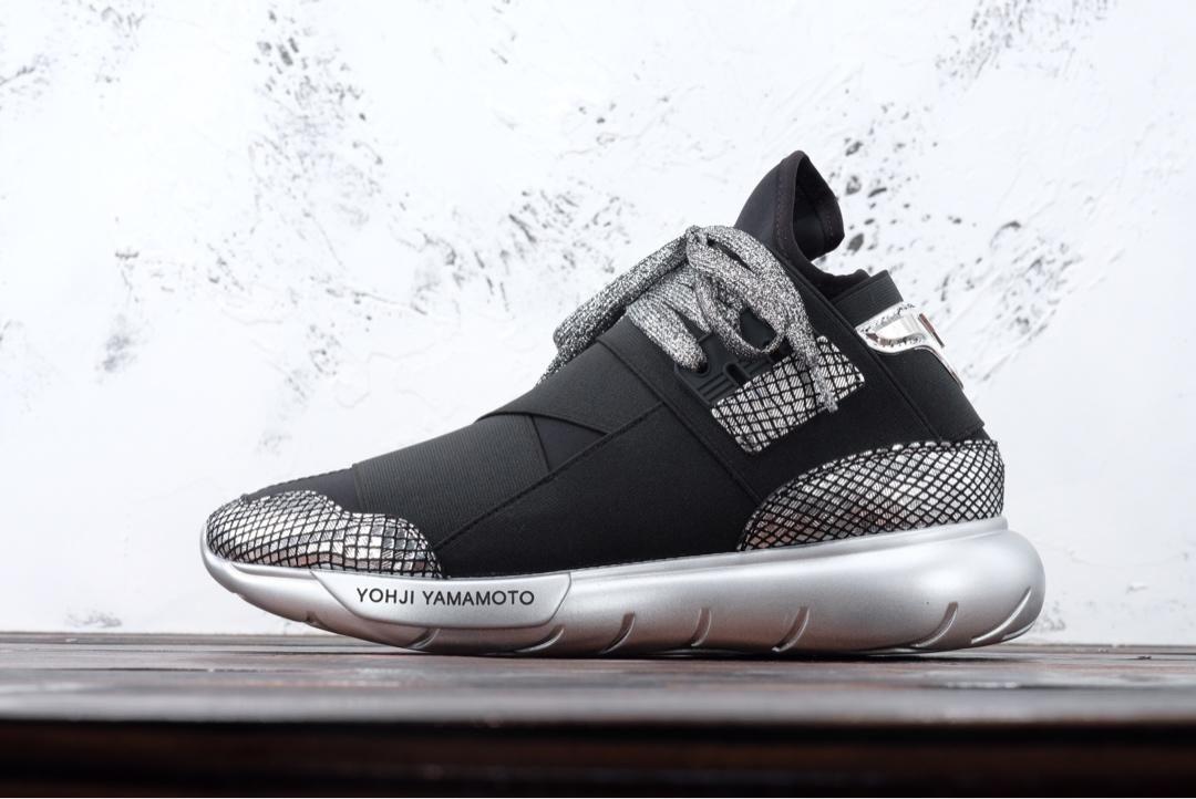 6ca20e676 2019 Y-3 Qasa X Kaiwa Chunky Bandage Samurai Kawa Sport Shoes