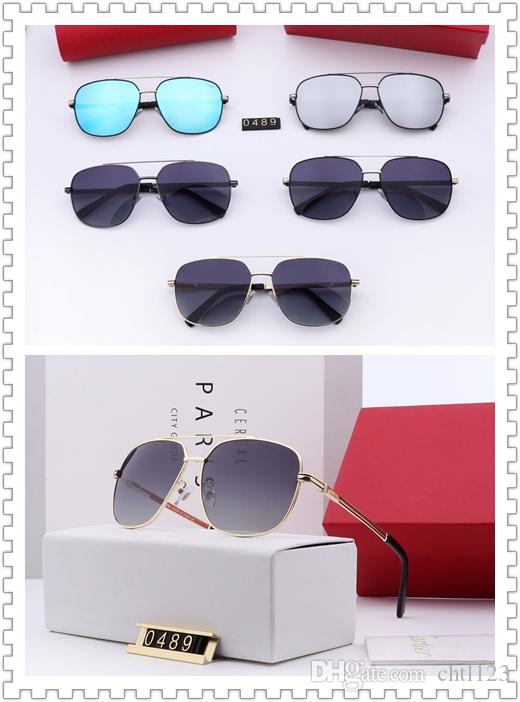 High Polaroid Lenses0489 Definition Designer 2019 Fashion SunglassesMen's stCQhrd