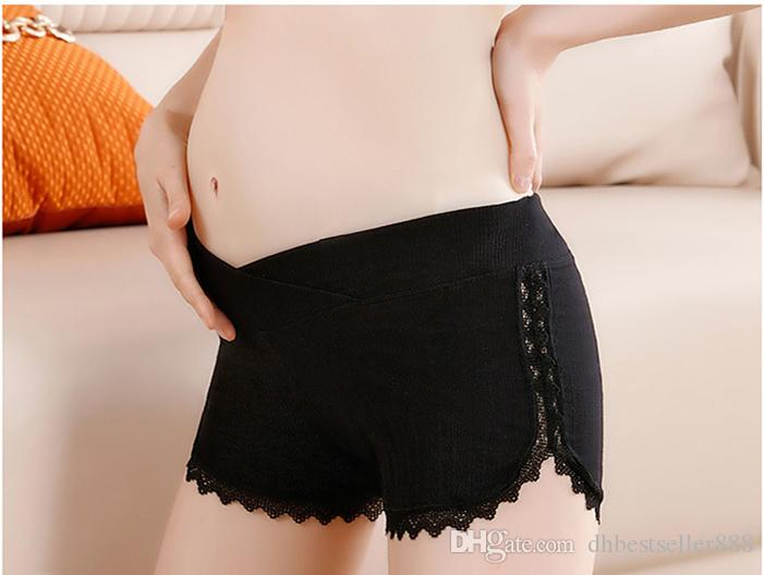 Maternity Supplies 2019 safety pants for pregnant women are designed to protect against exposure during pregnancy