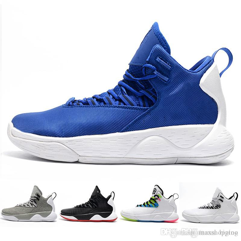 a62d404b410 2019 Wholesale Last 23 Ultra Super Fly 3 X Slam Dunk MVP Basketball Shoes  Men Designer Shoes Zapatillas Classic Sports Sneakers Shoe Size 40 46 From  ...