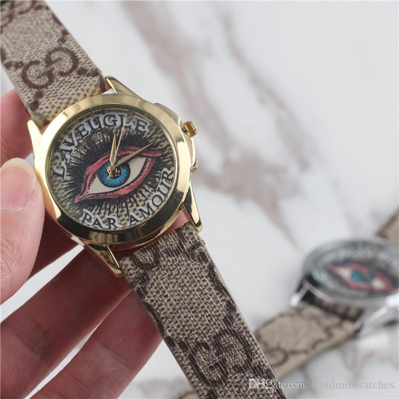 6c0d1763132a Compre Oro Par Amour Nuevos Relojes De Lujo Para Hombres