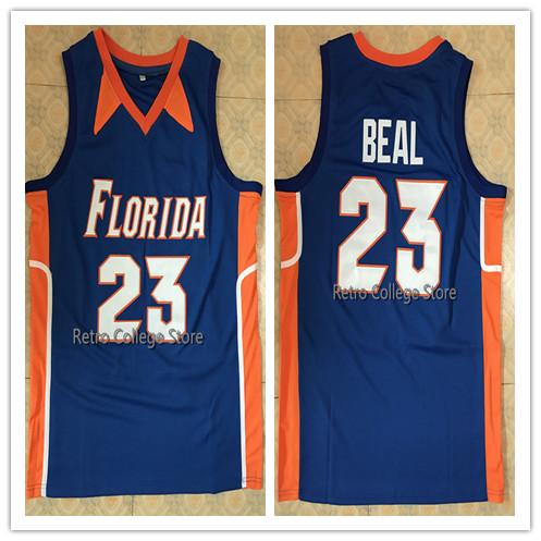 687c6901096 2019  23 Bradley Beal Florida Gators College Top Basketball Jersey ...