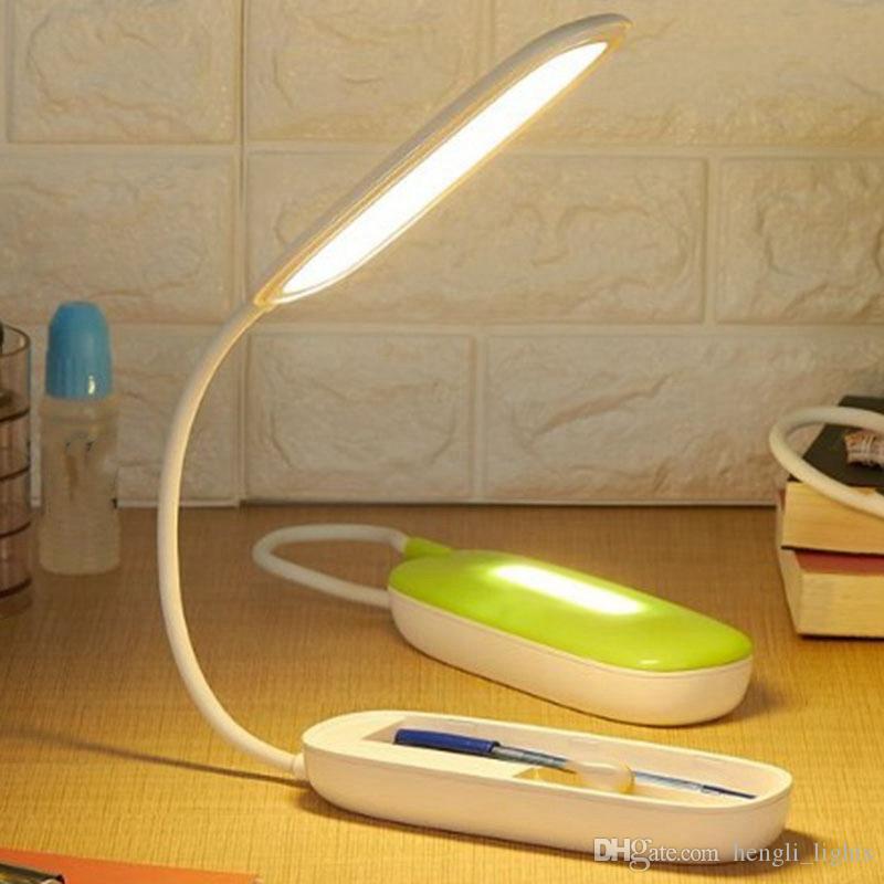 nocturna de plegable de de Lámpara lectura dormitorio plegable luz carga para estudiantes Lámpara Lámpara Lámpara lectura LED de de de portátil mesa 8ym0ONvnw
