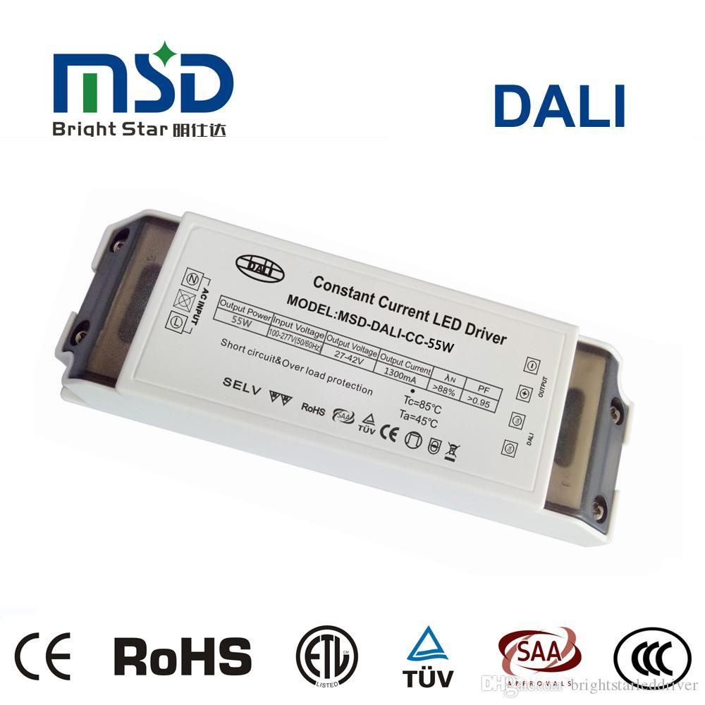 2019 Flicker Free Noise Dali Dimmable Led Driver 10w 20w 30w Circuit 45w 60w Constant Current 60v Power Supply From Brightstarleddriver