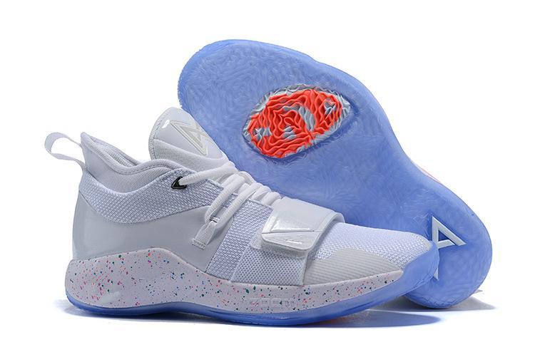 huge discount e4ca1 ffb7e Acquista 2019 Top Quality Paul George 2.5 Whtie Nero Rosso Scarpe Da Basket  Uomo Outdoor PG 2.5 2 Sneakers Trainer Designer Chaussures A  44.23 Dal ...