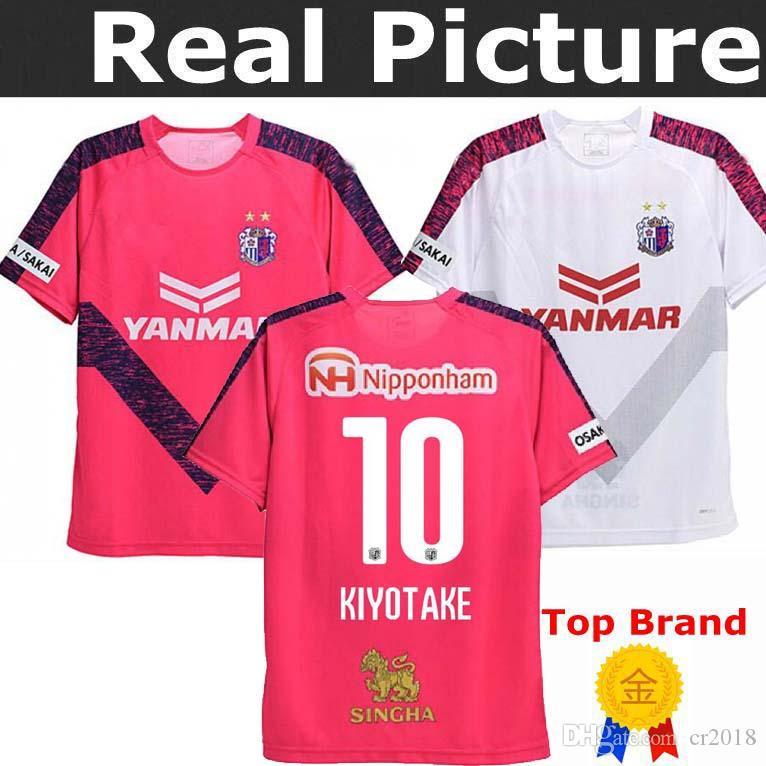 8659fd8518c Cerezo Osaka New 2019 J League Japan Toshiyuki Takagi Souza Hiroshi ...