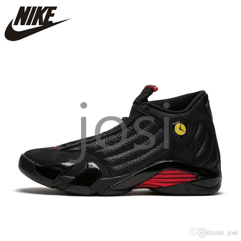 a76ab0fa4741 2019 Original Nike Air Jordan 14 Retro Porsche Men Women Basketball ...