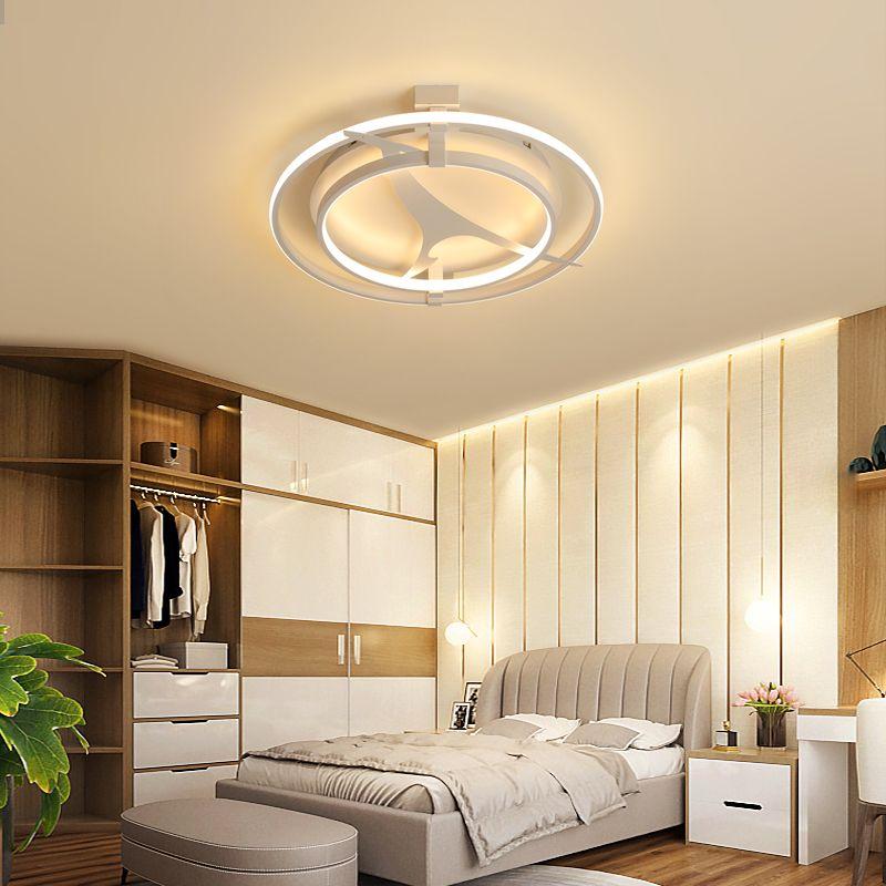 2019 Modern Flush Mount Ceiling Light Ultra Thin Led Ceiling ...