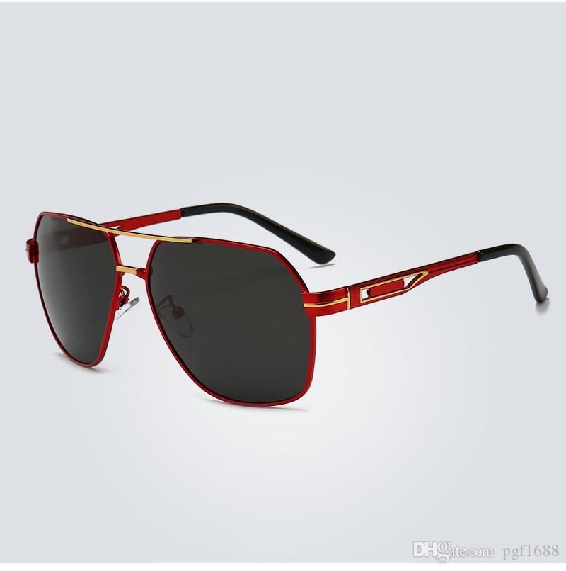 817ec045e5 Compre SHYBIRD Gafas De Sol Polarizadas Para Hombres Y Mujeres Diseñador De Marca  Retro Pilot Classic Gafas De Sol Deporte Al Aire Libre Conducción Gafas ...