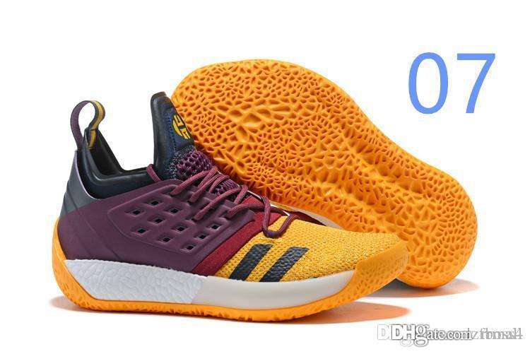 d3c41ef1d1d 2019 Hot Sale James Harden Vol 2 Basketball Shoes Black Blue White Grey Mens  Harden Vol.2 Sneakers SIZE US7 11.5 RRMALL4 From Rrmall