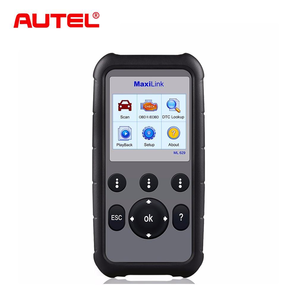 Autel Scan Tool Pro OBD2 Auto Scanner Diagnostic Tool OBD 2 Car Diagnostic  Scanner Automotivo Automotriz Automotive Scanner