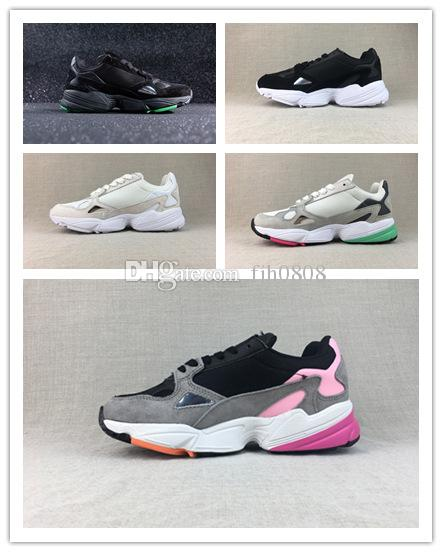 2019 Falcon W casual Shoes For Men Women High Quality Falcon Shoes Sneakers Originals Jogging Outdoors Size 36 45