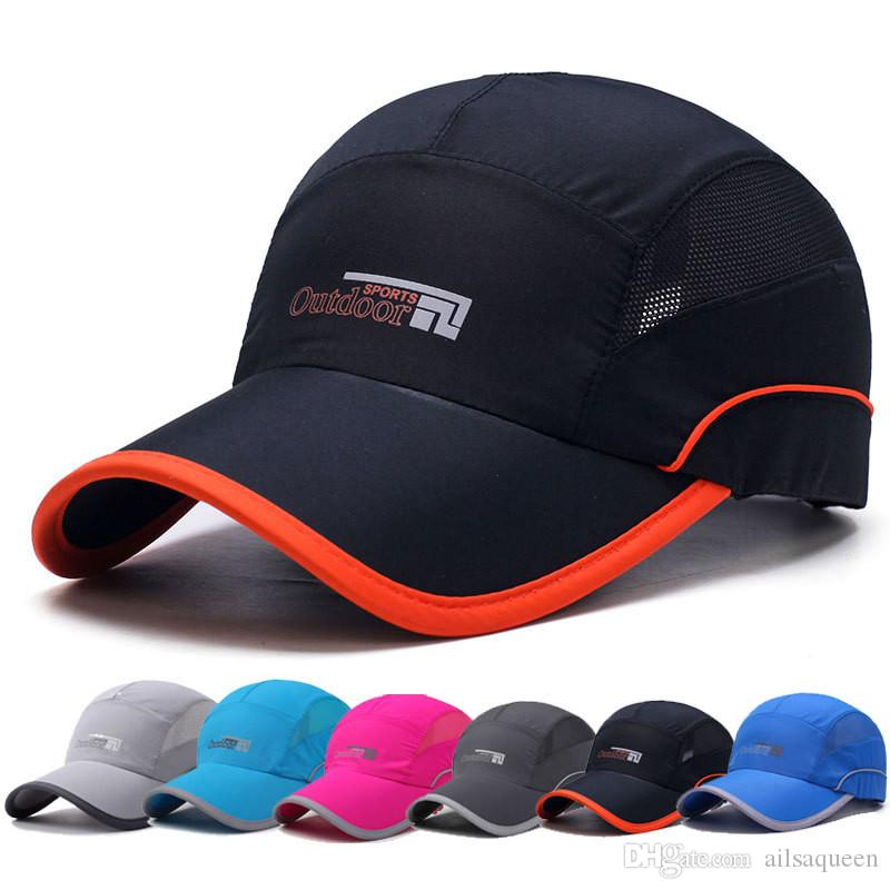 98a984949d052 Men s Summer Sun Hat Fishing Hat Printed Outdoor Sun Protection  Mountaineering Cap Riding Cap Quick Dry UV Protection Baseball Cap