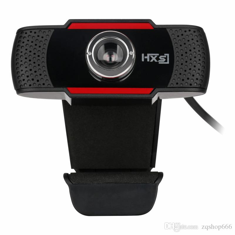 Meeting HD Camera Manual Focusing with Microphone Webcam