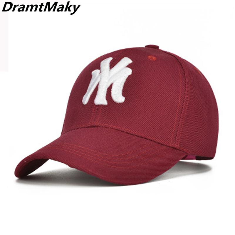 cbf2249cde5 MY Embroidery Baseball Cap Hip Hop Cap Fitted Hockey Adjustable Hats ...