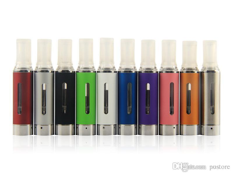 MT3 Clearomizer EVOD Atomizer Cartomizer 2.4ml Tank for Vision Spinner II ego t evod Electronic Cigarette