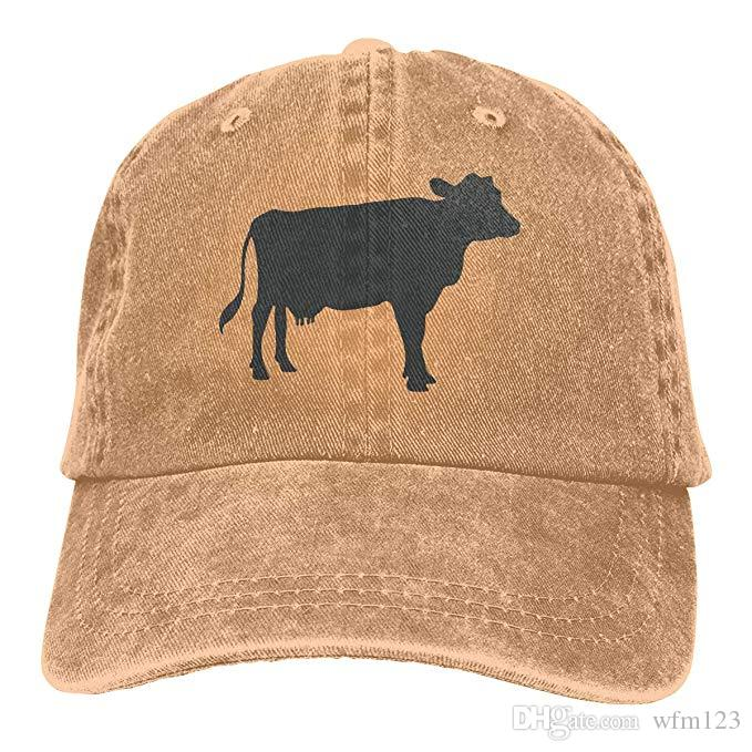 56e1651e1b1437 2019 New Cheap Baseball Caps Cow Vintage Silhouette Mens Cotton Adjustable  Washed Twill Baseball Cap Hat Kangol Baseball Caps From Wfm123, $4.62|  DHgate.Com