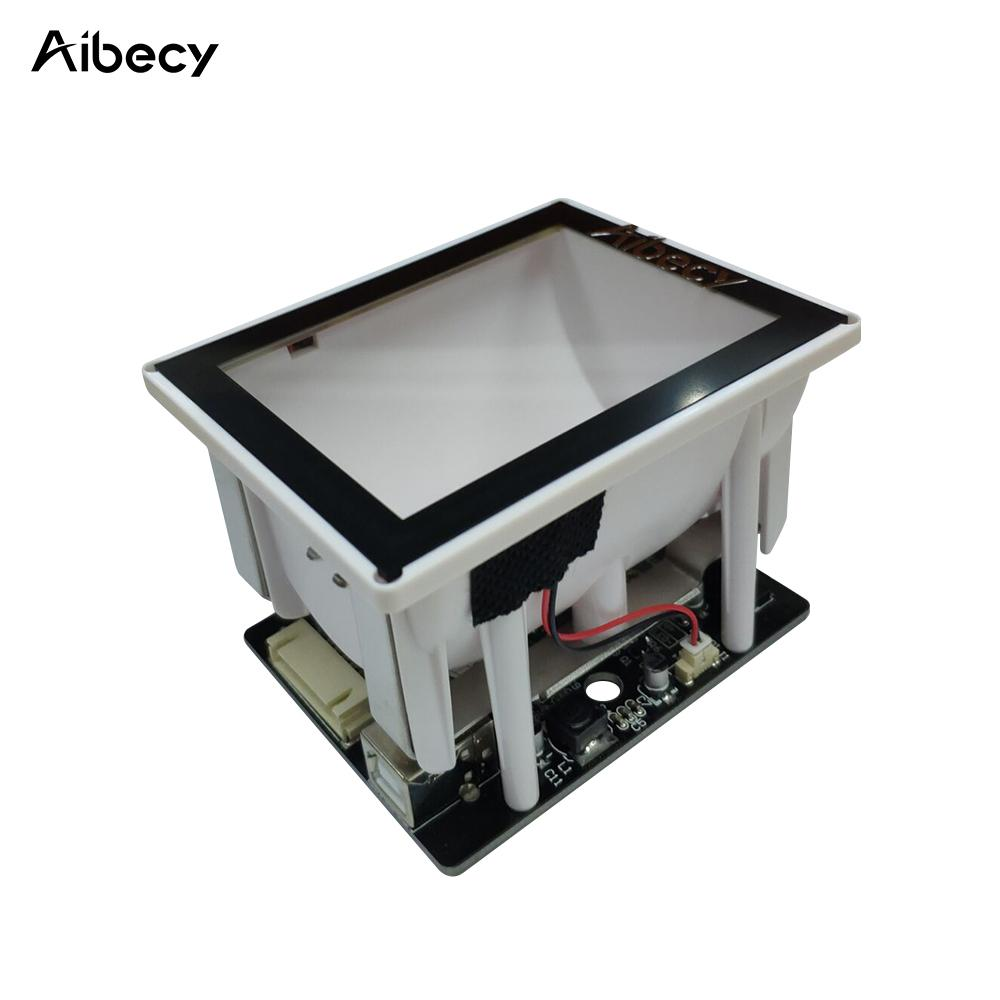 Aibecy 2D/QR/1D Embedded Scanner Module Bar Code Scanner Scan Engine 960 * 680 COMS with USB Interface