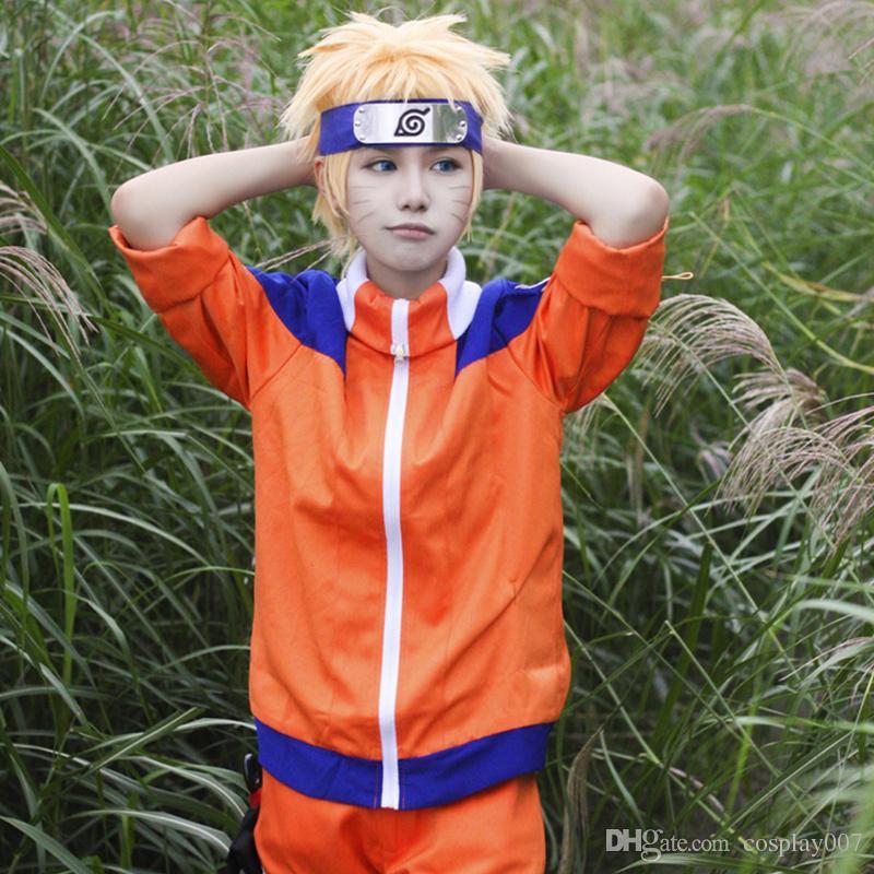 naruto How costumes make to
