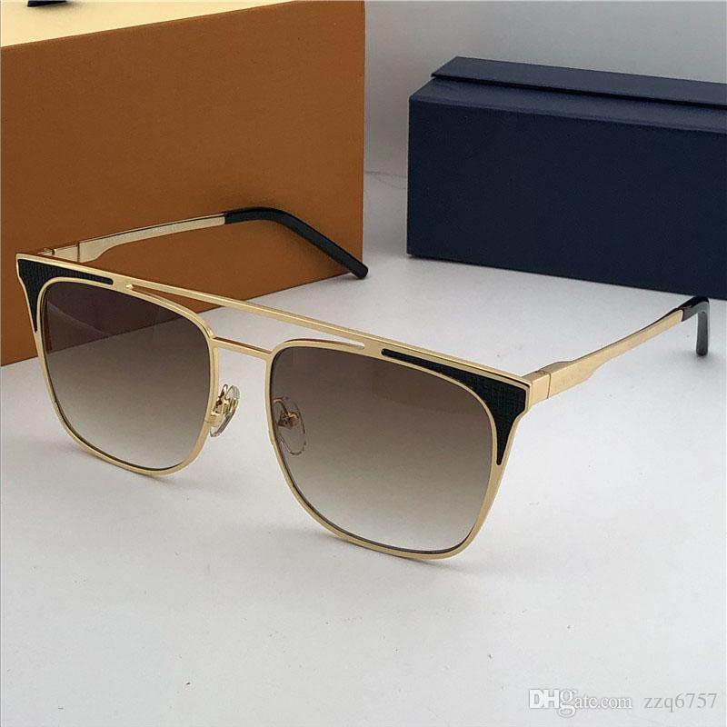 76f93df9675f New Fashion Sunglass Deisnger Summer Style Coating Mirror Lens Top Quality  with Original Case Round Frame Uv400 Protection Eyewear 1029 Pilot Frame  Luxury ...