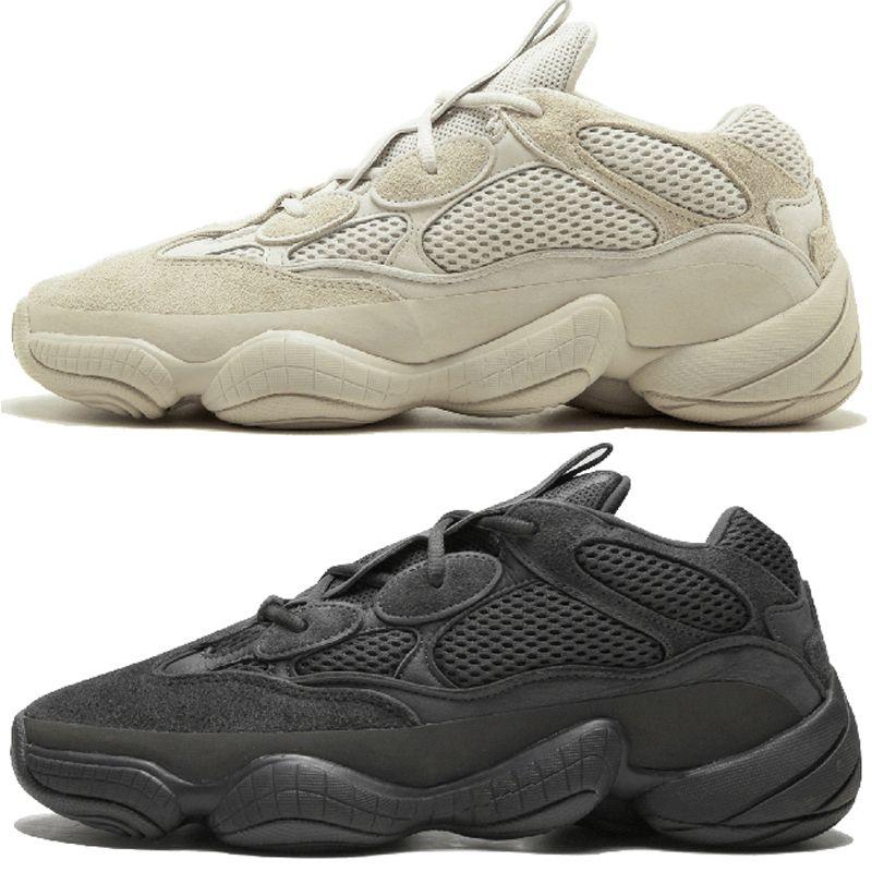 cee53d634 2019 500 Desert Rat Blush 500s Salt Super Moon Yellow 3M Utility Black Mens  Running Shoes For Men Women Sports Sneakers Designer Trainers US 5 11 From  ...