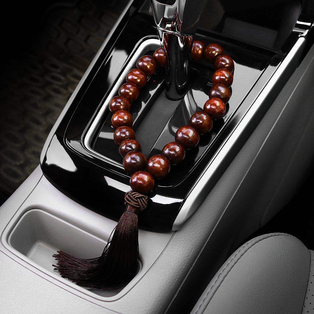Car Ornament Automotive Stall Beads Automobiles Interior Rearview