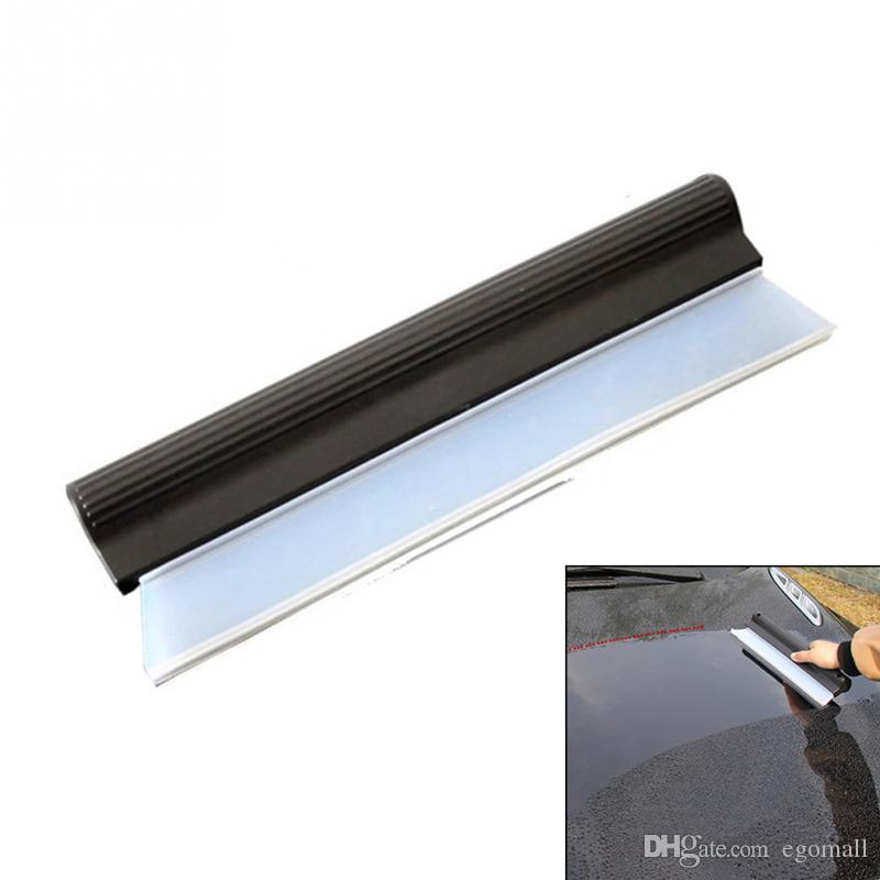 Mirror Window Wiper Auto Wiper Cleaner Blade Car Washer Windshield Wash Tools Glass Window Cleaning Brush Scraper Rubber