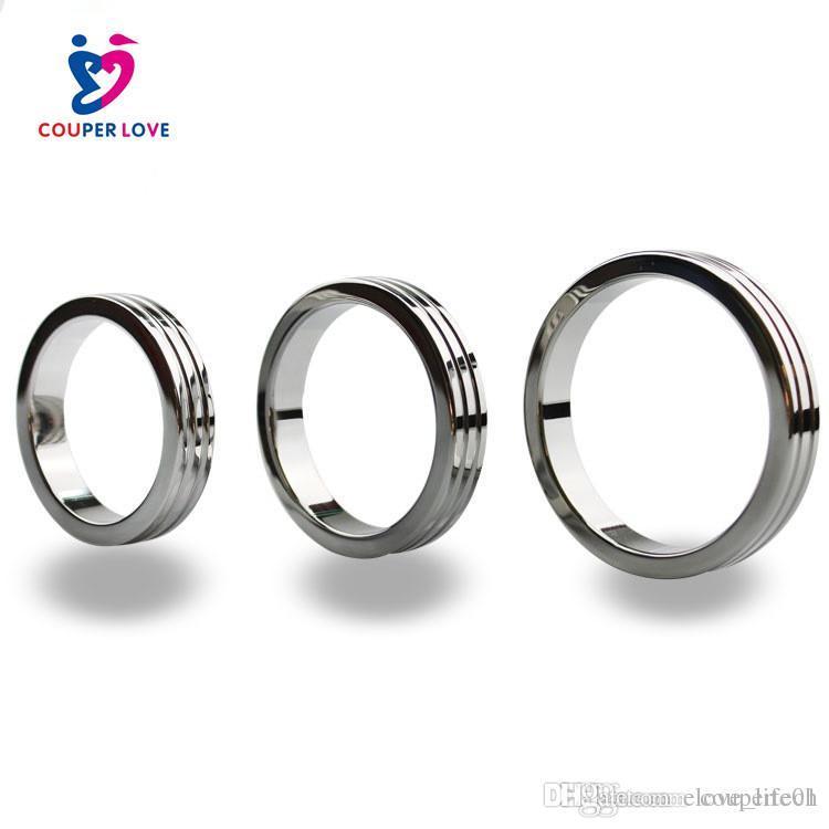 Металическое кольцо для пениса