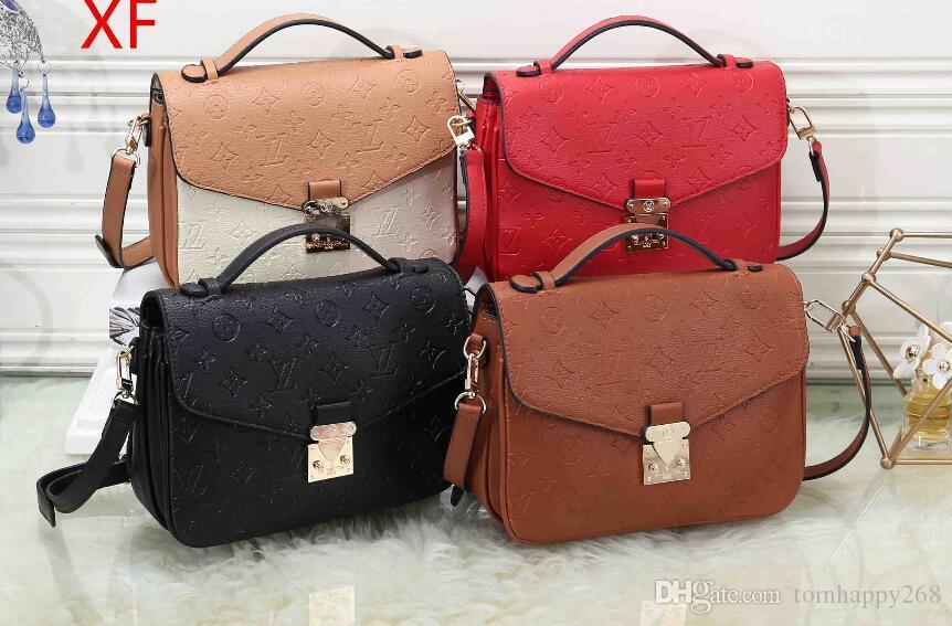 63491a1a65404 Großhandel Neueste Heiße Frauen Design Handtasche Damen Totes Clutch Hohe  Qualität Klassische Umhängetaschen Mode Leder Handtaschen Von Tomhappy268