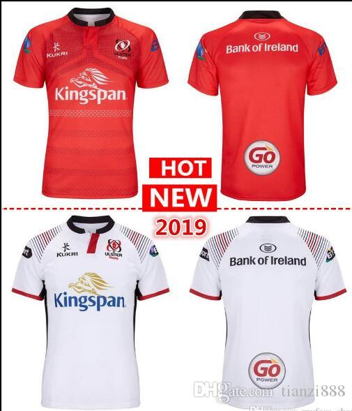 12bc4f27397 1819 Ulster Home And Away Rugby Jerseys Kukri Shirt 18 19 ULSTER ...