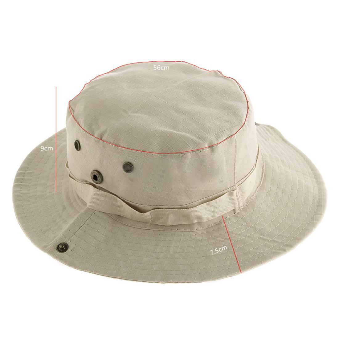 New Fishing Camping Sunshade Hats Wide Brim Bucket Hat Traveling Hiking  Bonnie Hat With Adjustable Straps Mens Sports Caps UK 2019 From Bunner 11a58f92d2c3