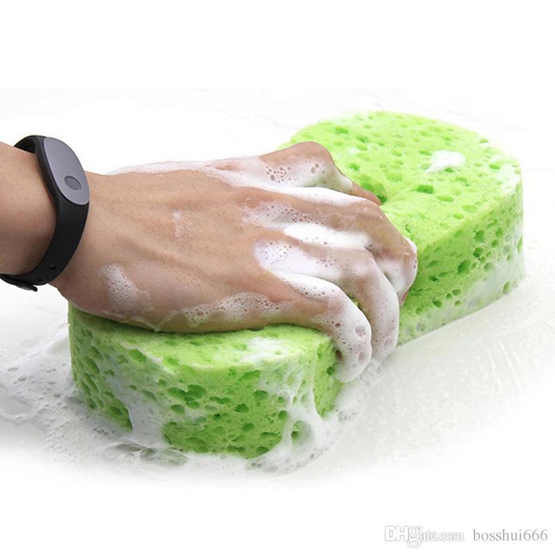 New Honeycomb Type Professional Car Vehilcle Care Cleaning Washing Sponge Softy
