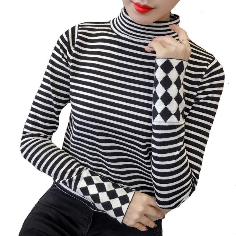 17016ecd172d2 Sweater Female Winter Woman Sweater Knitting Pullovers Korean ...