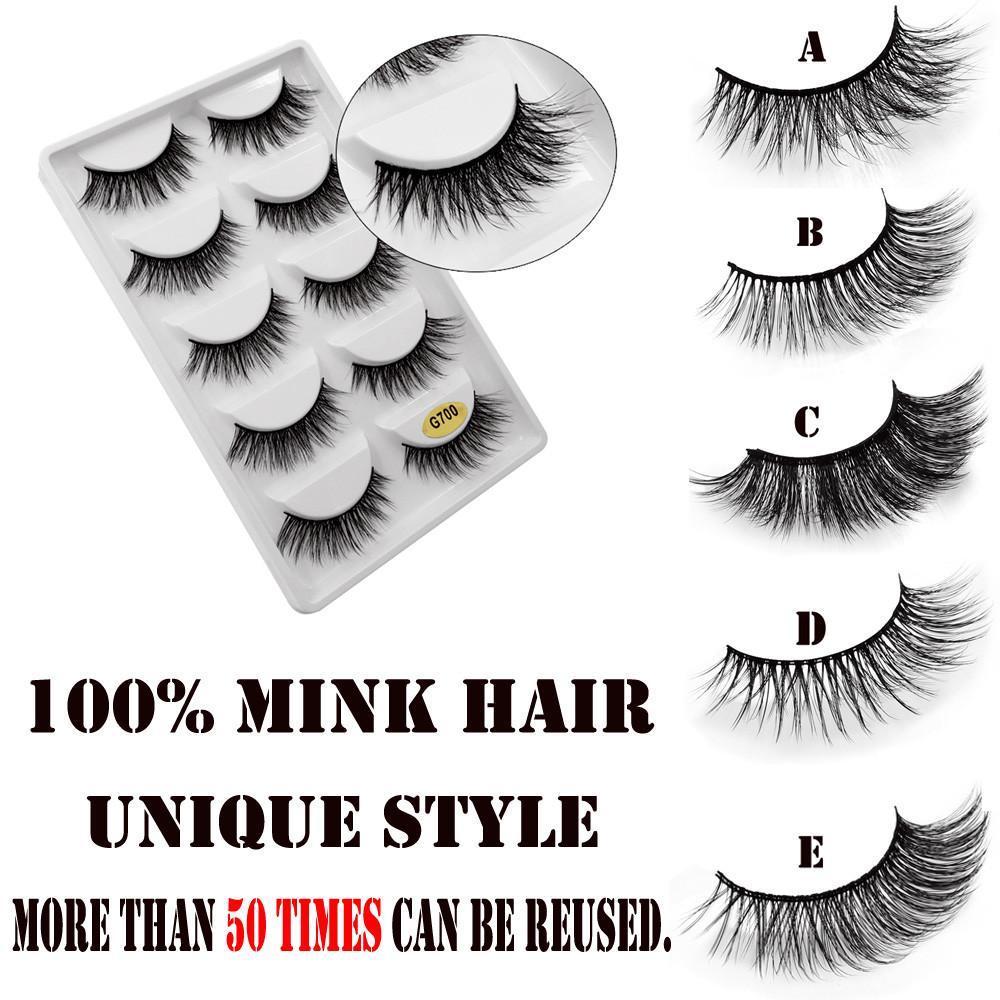 50c7f63d0c2 Qualified Black Mink Full Strip Lashes 3D Natural Thick False Fake Eyelashes  Eye Lashes Makeup Extension 2U81102 How To Remove False Eyelashes Kiss ...